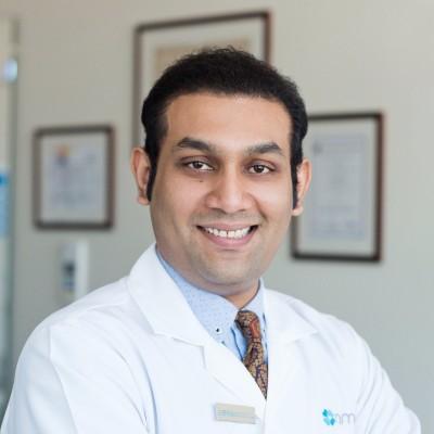 Dr Ahsen Farooque