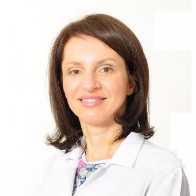 Dr Irena Ivanovska